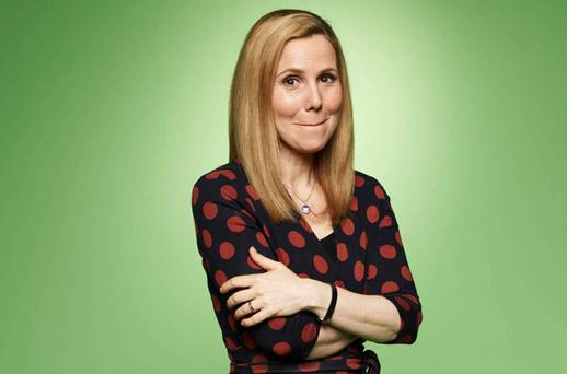 Sally Phillips. Photo: PA
