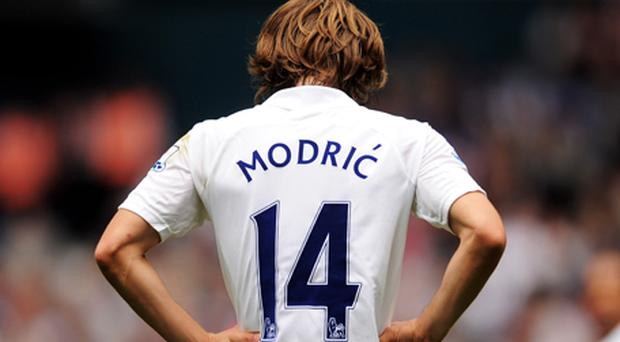Luka Modric. Photo: Getty Images