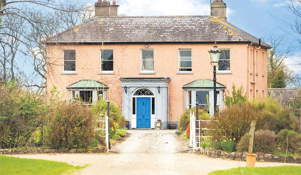A bidder offered €3.7m for Clonkeeran House, which is part of the 840-acre Robinson estate, Co Kildare
