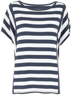 Striped T-shirt, €27, M&S