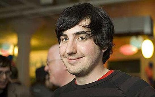 Kevin Rose, the co-founder of Digg