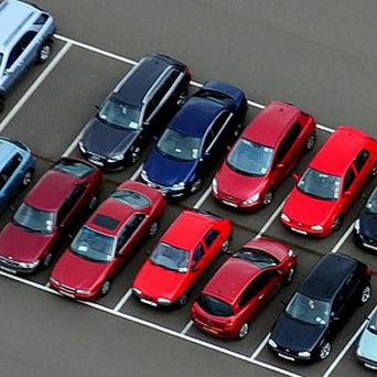 Many German cities designate a small number of parking spaces, usually near exits, for women concerned about their personal safety