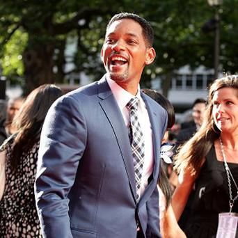 Will Smith might be making a movie about Cain and Abel