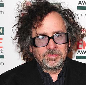 Tim Burton was at the Comic-Con convention to show footage of Frankenweenie