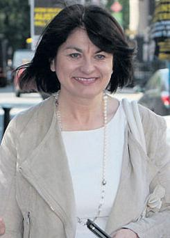 Fidelma Healy-Eames: has appealed the penalty