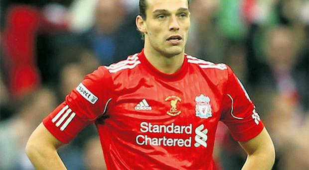 Andy Carroll will link up with Liverpool in Boston with his future still uncertain
