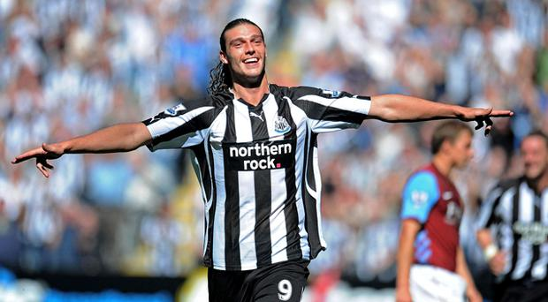 Andy Carroll could be set for a return to Newcastle