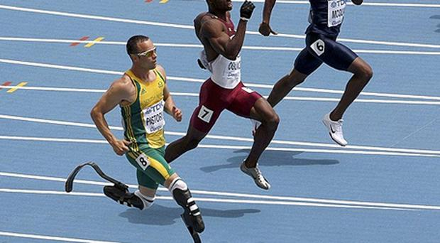 Oscar Pistorius could be allowed to race again
