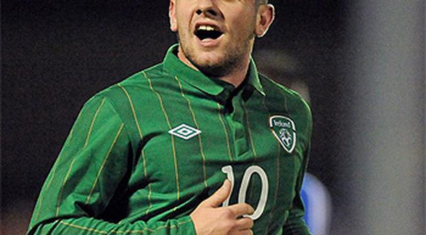 Republic of Ireland under-21 star Robbie Brady is in South Africa with Manchester United for their pre-season tour