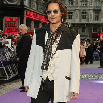 Johnny Depp will work with Wes Anderson on The Grand Budapest Hotel