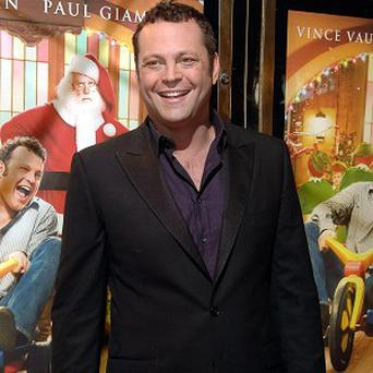 Vince Vaughn will co-produce and star in Gunslingers