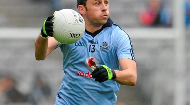 5 June 2011; Alan Brogan, Dublin. Leinster GAA Football Senior Championship Quarter-Final, Laois v Dublin, Croke Park, Dublin. Picture credit: Ray McManus / SPORTSFILE