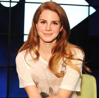 Lana Del Rey is to be the new face of highstreet fashion label H&M