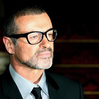 George Michael has been talking about his battle with pneumonia