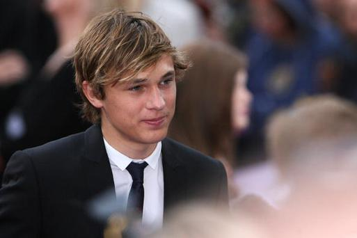 LONDON - SEPTEMBER 08: William Moseley arrives at the National Movie Awards at the Royal Festival Hall on September 8, 2008 in London, England. (Photo by Dan Kitwood/Getty Images)
