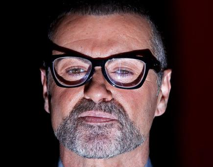 George Michael is said to be fine after the crash