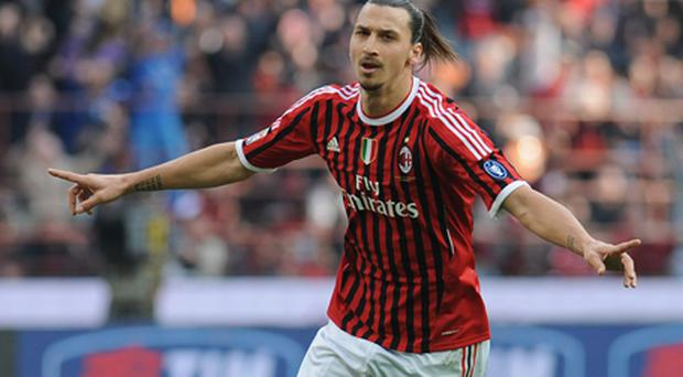 Ibrahimovich will now link back up with former Milan team-mate Thiago Silva, who joined PSG on Saturday