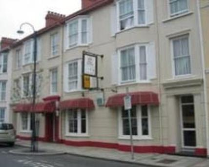 One of Mr Davies' hotels