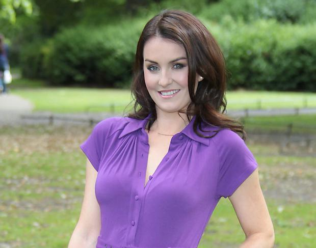Mairead Farrell pictured at the Littlewoods Horse Racing Irelands Summer Racing Season Best Dressed Series launch.Pix Brian McEvoy