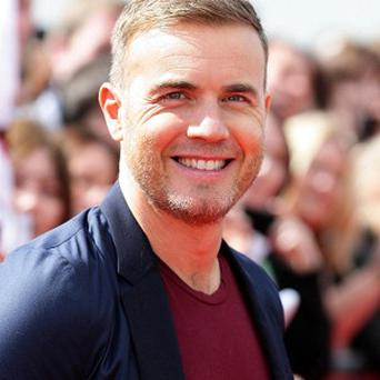 Gary Barlow's work is being celebrated with a special award