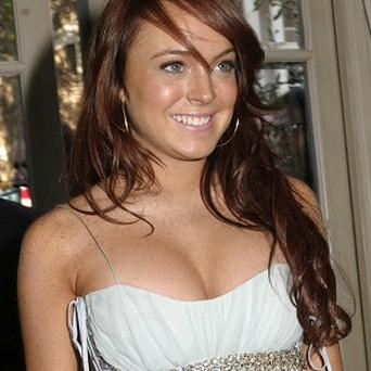 Lindsay Lohan has secured her next film role
