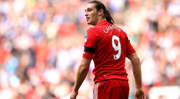 Andy Carroll. Photo: Getty Images
