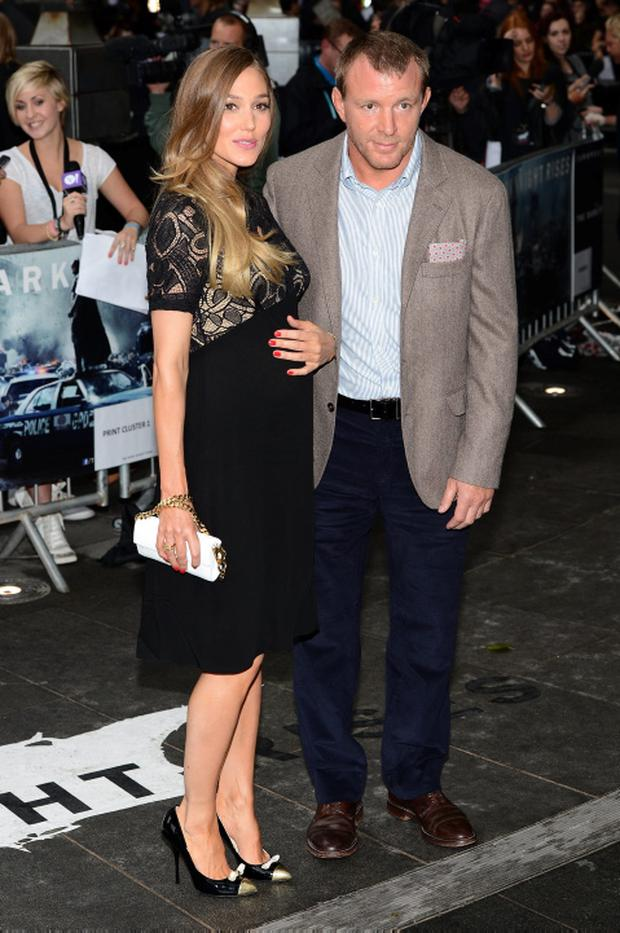 FILE Äì JULY 19: Guy Ritchie and Jacqui Ainsley (Photo by Ian Gavan/Getty Images)