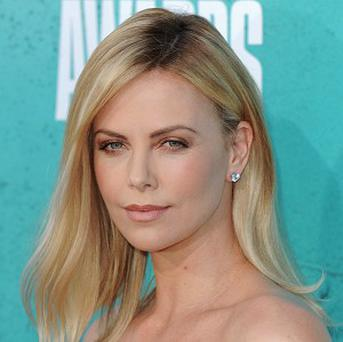 Charlize Theron stars with Michael Fassbender in Ridley Scott's Prometheus