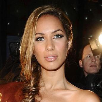 Leona Lewis has claimed she is outgoing and talkative