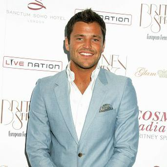 Mark Wright wants to star in the 50 Shades movie