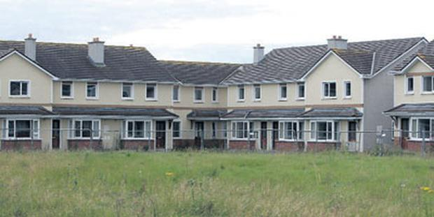 Oakley Wood Estate in Tullow, Co Carlow is being bought for social housing.