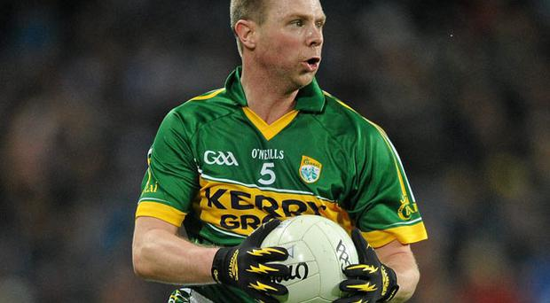 Tomas O Se will make a record-equalling 81st championship appearance for Kerry today