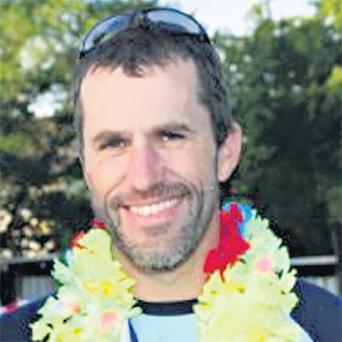 Paraic Casey who died while attempting a Channel swim