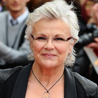 Julie Walters is helping to judge the Virgin Media Shorts contest