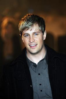 LONDON, ENGLAND - DECEMBER 14: Kian Egan attends the World Premiere of Sherlock Holmes at Empire Leicester Square on December 14, 2009 in London, England. (Photo by Ian Gavan/Getty Images)