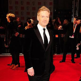 Kenneth Branagh will star in and direct the new Jack Ryan movie