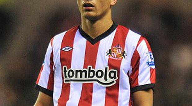 Wes Brown was blighted by injuries in his first year with Sunderland
