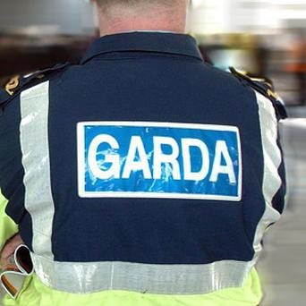 A suspect has been arrested after a man was shot in the leg in Dublin