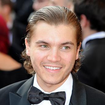 Emile Hirsch might play a naval officer in a new movie