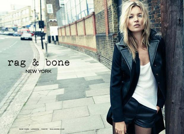 Rag & Bone's new campaign. Photo: Craig McDean