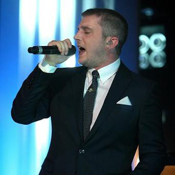 Plan B showcased his new album to friends and fans