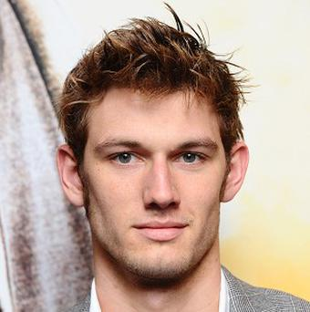 Alex Pettyfer is thought to have landed a role in Cali