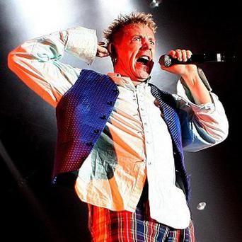 John Lydon has admitted the song Belsen Was A Gas was in poor taste