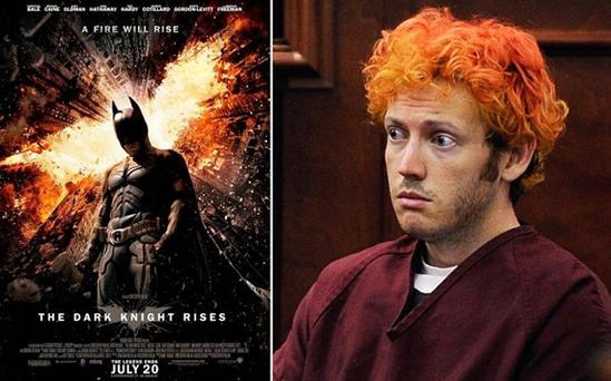Alleged cinema gunman James Holmes appears in court after his shooting spree at a Batman premiere in Aurora, Colorado. Photo: Getty Images