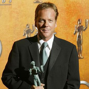 Kiefer Sutherland is preparing for the 24 movie