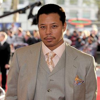 Terrence Howard might be set to star in a new heist film