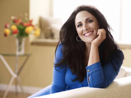 LOS ANGELES, CA - MAY 20: In this handout photo provided by 20th Television, Ricki Lake poses during a portrait shoot for her new talk show