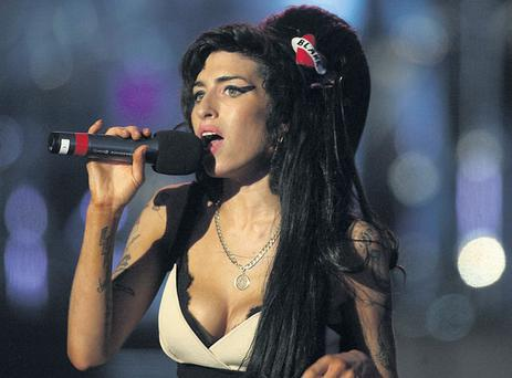 Memories: Amy Winehouse was at home on the Dingle stage