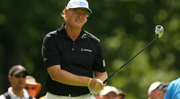Ernie Els of South Africa. Photo: Getty Images