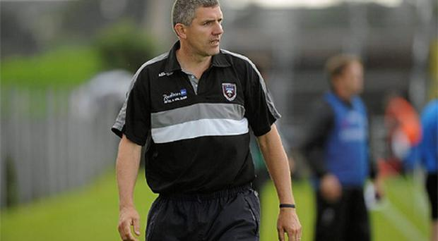 Sligo manager Kevin Walsh. Photo: Sportsfile